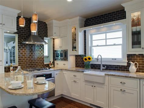 tv in kitchen ideas kitchen kitchen backsplash ideas black granite
