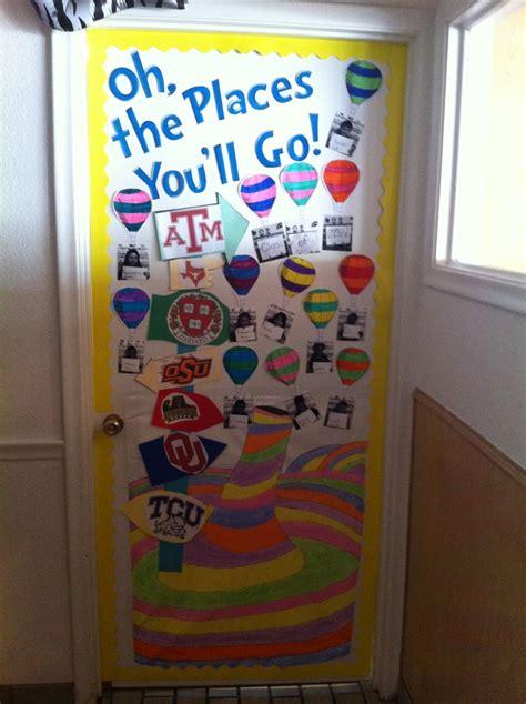 Dr Seuss Door Decorating Ideas by Dr Seuss Door Decor School Ideas