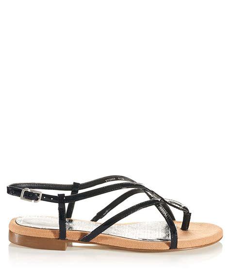 black strappy sandals flat rockport nahara black flat strappy sandals designer