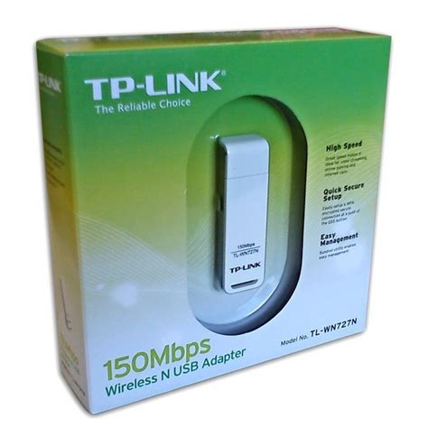 Tp Link Usb Wifi Receiver tp link tl wn727n ver 4 usb wireless wifi adapter receiver
