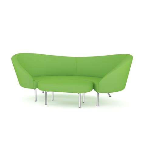 footrest for couch green sofa with footrest