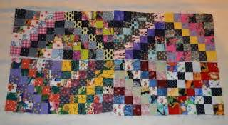 lego quilt tutorial michelle s romantic tangle the scrap quilts