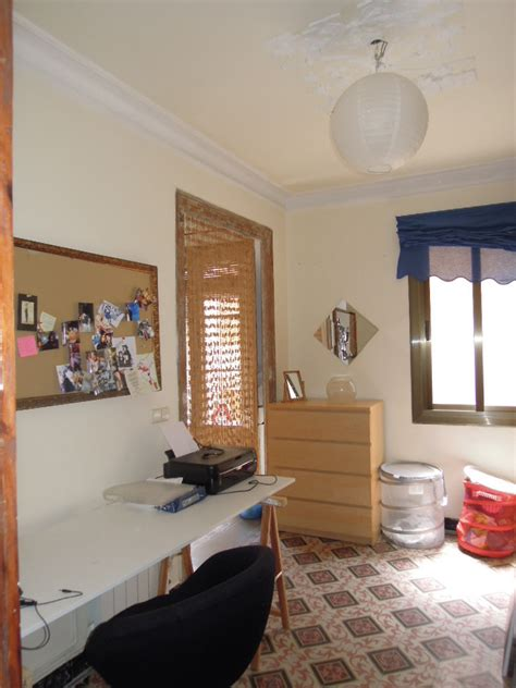beautiful big bedrooms two big beautiful bedrooms with balcony and sun in the heart of barcelona spain