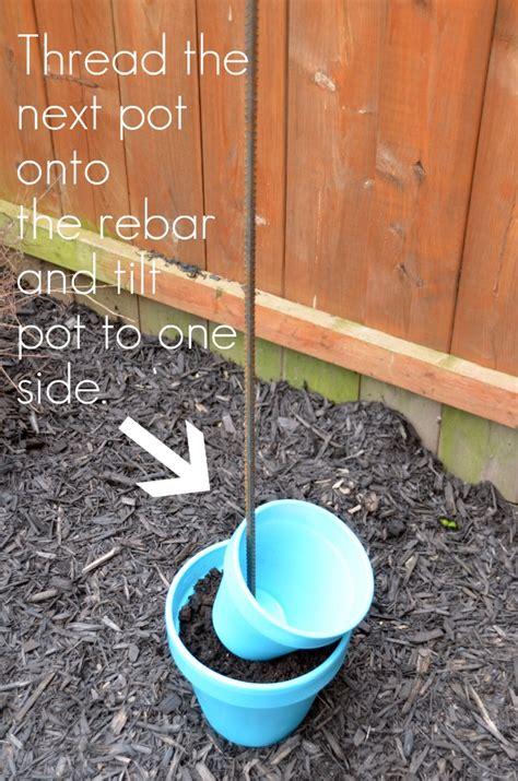 diy vertical planter  bird bath combo  guide
