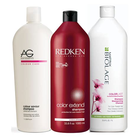 color treated shoo salon brands shoo for color treated hair salon brands