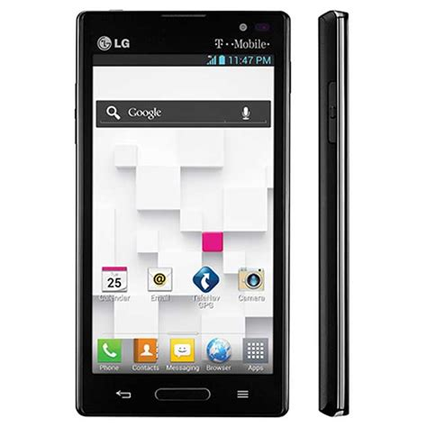 tmobile android phones new lg optimus l9 t mobile android phone cheap phones