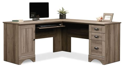 harbor view salt oak desk harbor view corner desk salt oak united furniture