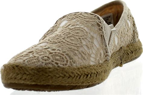 skechers flats shoes bobs from skechers womens flexpadrille lace flats shoes ebay