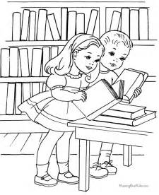 coloring pages for school printable color page 012