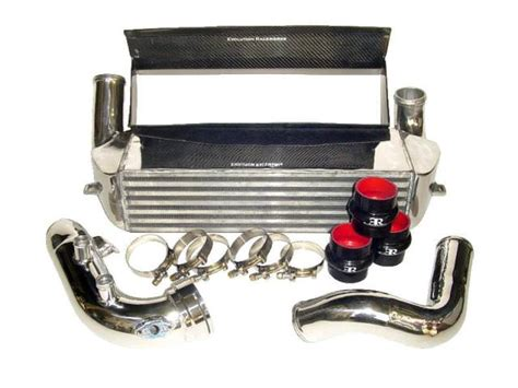 competition series front mount intercooler fmic kit for n54 motorsports