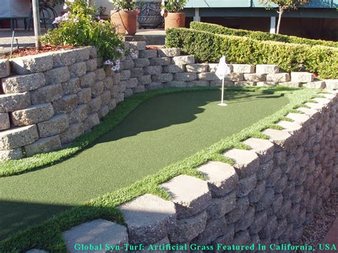 backyard turf cost artificial turf cost el paso texas putting green flags