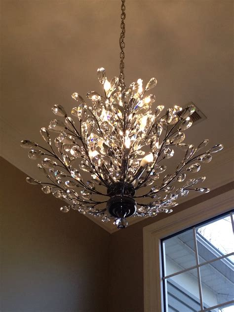 chandelier foyer foyer chandelier branch of light design joshua marshall
