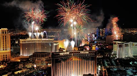 13 places to celebrate new year s in las vegas la times