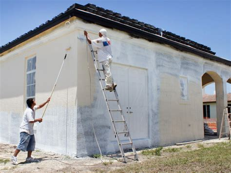 how to be a house painter how to paint the exterior of a house hgtv