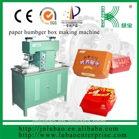 Paper Box Machine - noodle box machine with sles buy
