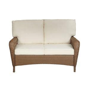 martha stewart charlottetown loveseat martha stewart living patio furniture charlottetown