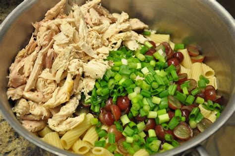 chicken pasta salad recipe cold chicken pasta salad