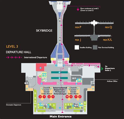 layout plan of klia2 departure process at klia2 malaysia airport klia2 info