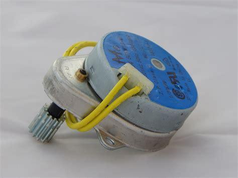 water softener motor aquacover industrial water treatmenttimer motor fleck 9000