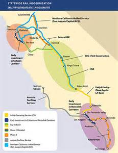 high speed rail map california high speed rail the free encyclopedia