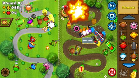 balloon tower defence 5 apk free android apk file bloons td 5 apk v2 2 2 2 free