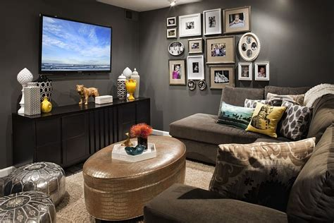 tv room 20 small tv rooms that balance style with functionality