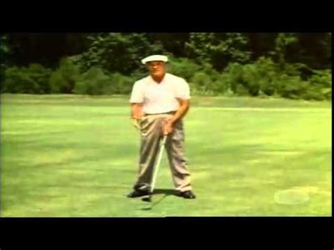 youtube ben hogan swing ben hogan golf swing 2 youtube