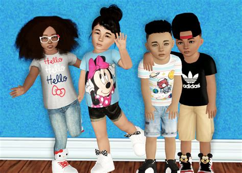 my sims 3 blog clothing my sims 3 blog clothing and shoes for kids by
