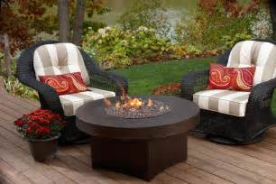 Outdoor Firepit Tables Outdoor Essentials That Make You More Interesting