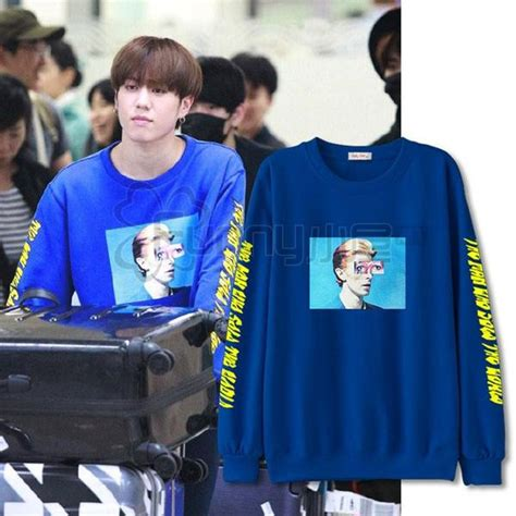 Hoodie Bts No Era Diskon got7 yugyeom graphic sweater idols fashion