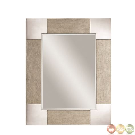 modern wall mirror kipling silver modern wall mirror m3396bec