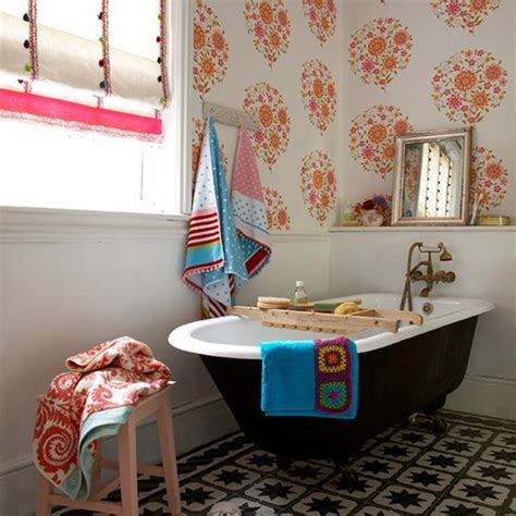 Eclectic Bathroom Ideas by 15 Whimsical Eclectic Bathroom Design Ideas Rilane