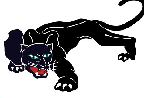 panther clip black panther clipart free stock photo domain