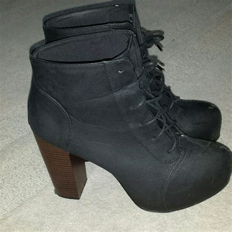 36 h m boots divided by h m platform boots from