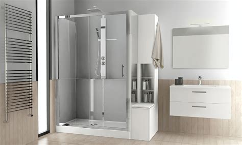 soluzioni per doccia trasforma la tua vasca in doccia con la soluzione