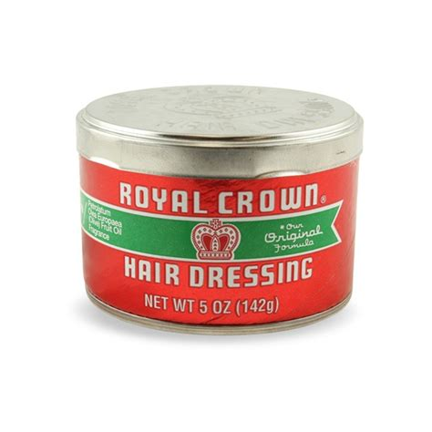 Grizzfellas Pomade White Jar royal crown for pomade an exclusive formula 5oz 142g
