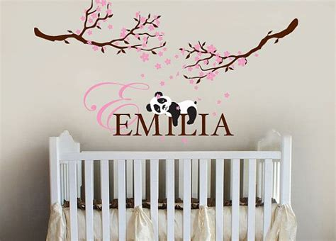 Panda Nursery Decor 1000 Images About Wall Decals On Pinterest Trees Baby