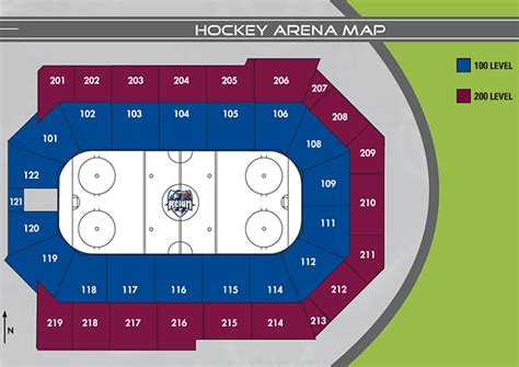 citizen bank arena seating chart citizens business bank arena seating charts