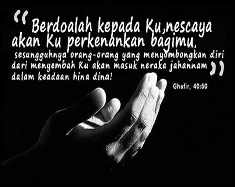 doa yang makbul dan petua untuk berdoa