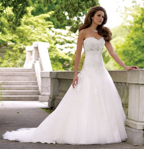 Fashion Trend Of Summer Wedding gowns 2015