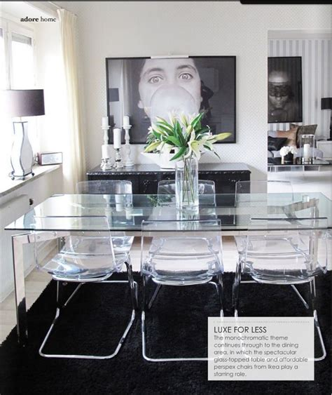 rooms to go glass dining 1000 ideas about ikea dining on pinterest diy