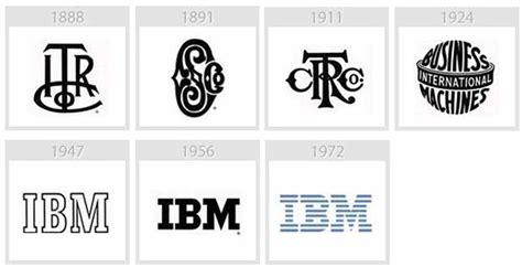 ibm logo ibm symbol meaning history and evolution 187 l 201 volution des logos de 25 multinationales