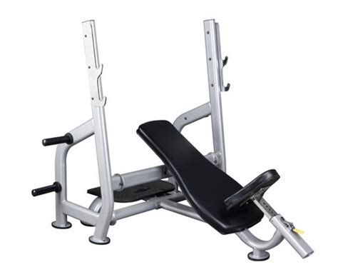 olympic incline bench press free weights and benches grays fitness