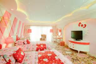 Cute Rooms hello kitty room in lotte hotel jeju icosnap cute travel