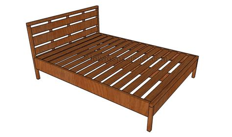 simple work platform bed free woodworking plans shelves