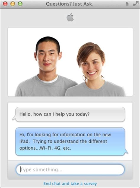 apple live chat apple online store updates sales chat support testing
