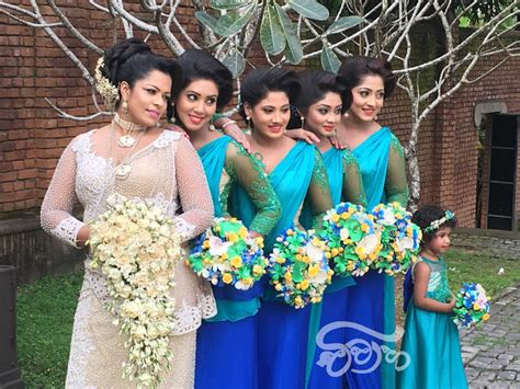 sri lankan actress wedding 2017 rupavahini presenter ann wedding moments gossip lanka
