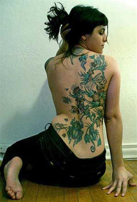 tattoo girl vine sexy flower tattoo and vine designslower back flower