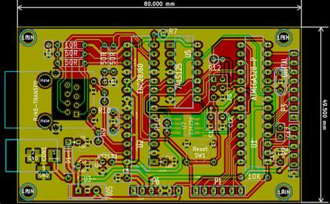 layout design pcb ethernet mark s blog