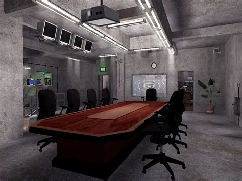 briefing room stargate command briefing room image mod db